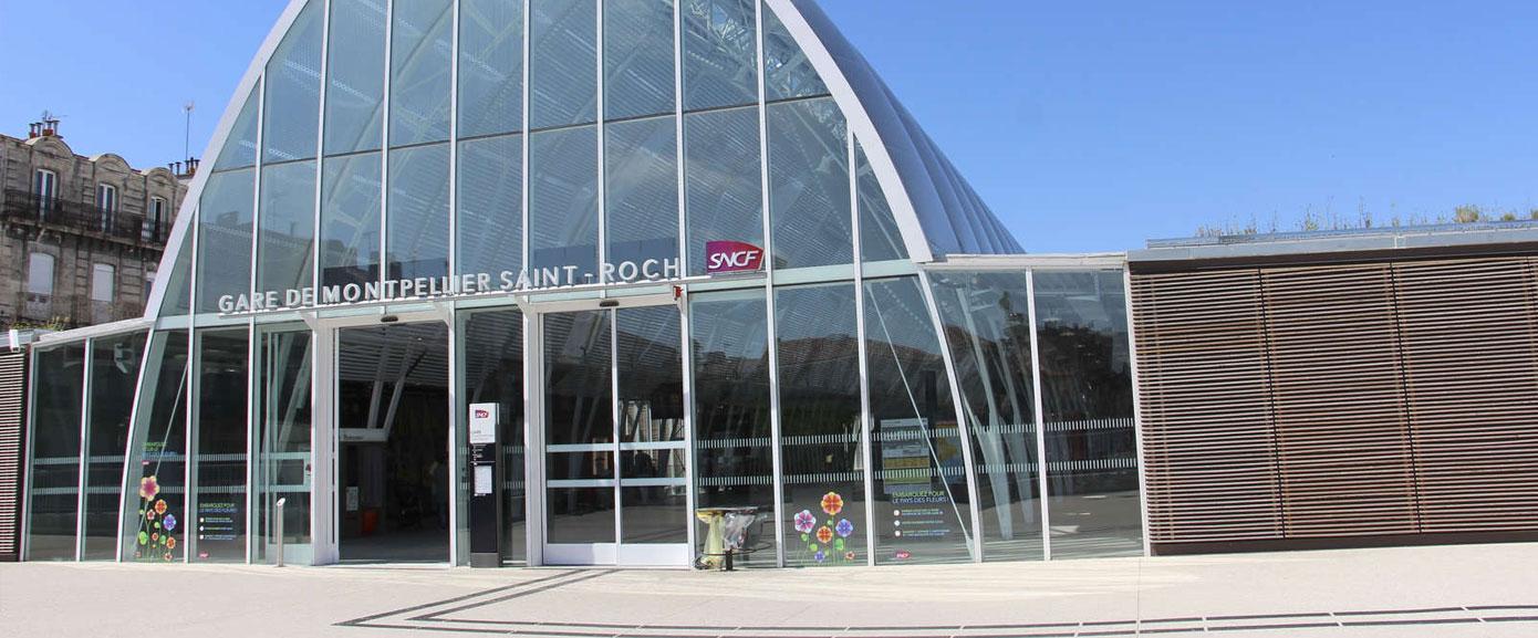 Gare SNCF Montpellier Saint-Roch